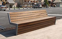Mobiliario Urbano Soa